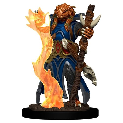 Wizkids MINIS: ICONS OF THE REALMS: DRAGONBORN FEMALE SORCERER