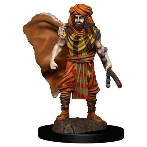Wizkids MINIS: ICONS OF THE REALMS: HUMAN MALE DRUID