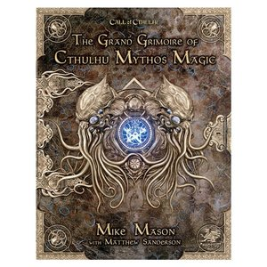 Chaosium CALL OF CTHULHU: THE GRAND GRIMOIRE OF CTHULHU MYTHOS MAGIC