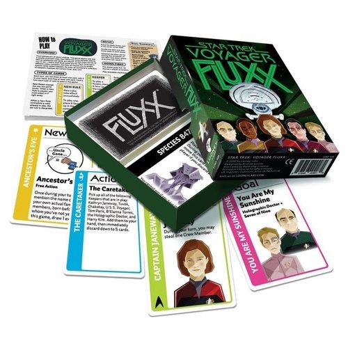 Looney Labs FLUXX: STAR TREK -  VOYAGER