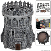 MINIS: D&D: ICONS OF THE REALMS - THE TOWER