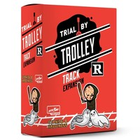 TRIAL BY TROLLEY: TRACK NSFW