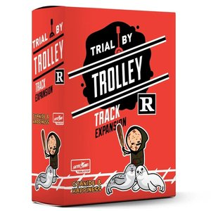 Skybound Entertainment TRIAL BY TROLLEY: TRACK NSFW