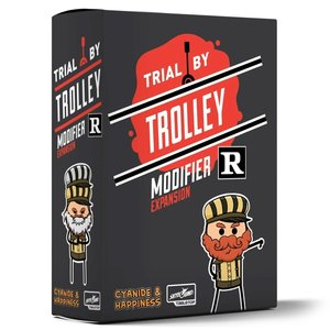 Skybound Entertainment TRIAL BY TROLLEY: MODIFIER NSFW