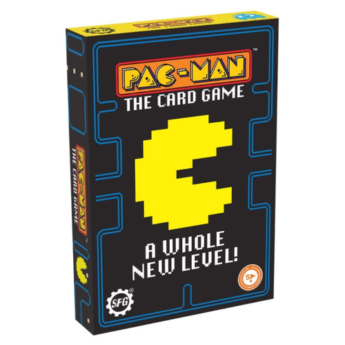 Steam Forged Games PAC-MAN: THE CARD GAME