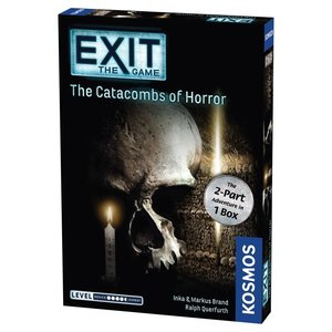 Thames & Kosmos EXIT: THE CATACOMBS OF HORROR