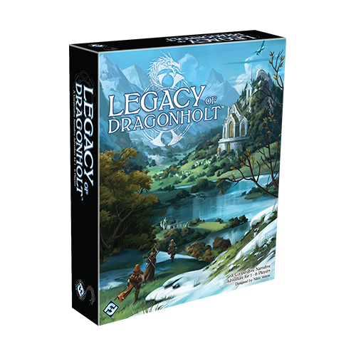 Fantasy Flight Games LEGACY OF DRAGONHOLT