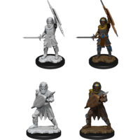 MINIS: D&D: HUMAN MALE FIGHTER