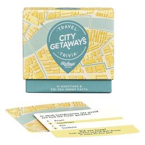 Ridley's Games RIDLEY'S TRAVEL TRIVIA: CITY GETAWAYS