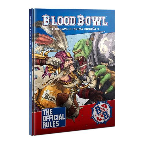 Games Workshop BLOOD BOWL: RULEBOOK