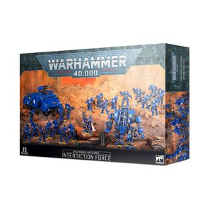 Games Workshop SPACE MARINES: INTERDICTION FORCE