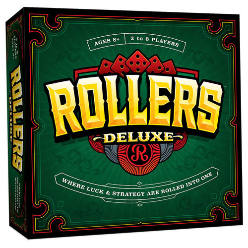 USAopoly ROLLERS DELUXE