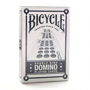 Bicycle BICYCLE DOUBLE NINE DOMINO PLAYING CARDS