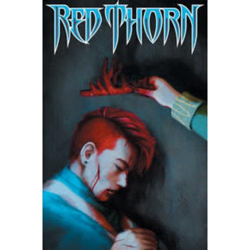 DC Comics RED THORN VOL 2 MAD GODS
