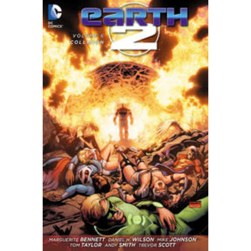 DC Comics EARTH 2 VOL 6 COLLISION