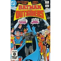 BATMAN AND THE OUTSIDERS VOL 1