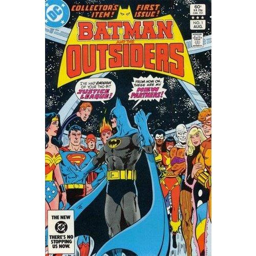 DC Comics BATMAN AND THE OUTSIDERS VOL 1