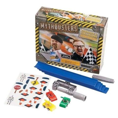 KIT MYTHBUSTERS CRASHES & COLLISIONS