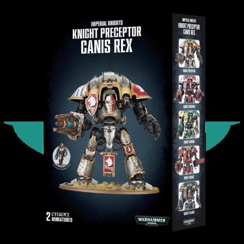 Games Workshop IMPERIAL KNIGHTS PRECEPTOR REX