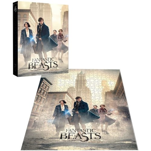 The Op | usaopoly US1000 FANTASTIC BEASTS THE SEARCH