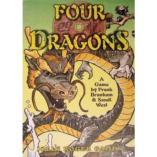 FOUR DRAGONS CARD GAME