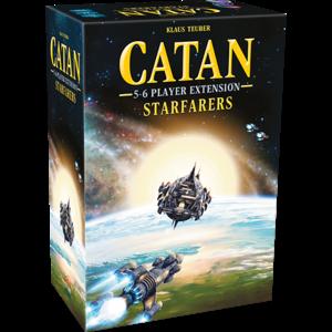 Catan Studios CATAN: STARFARERS 5-6 PLAYER EXTENSION