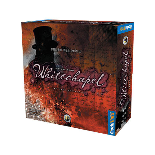 Giochi Uniti LETTERS FROM WHITECHAPEL