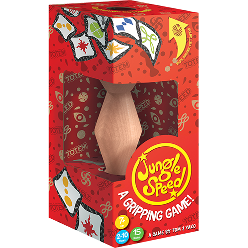 Zygomatic JUNGLE SPEED (ECO PACK)