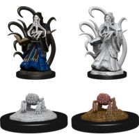 MINIS: D&D: ALHOON INTELLECT DEVOURERS