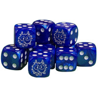 LITTLE MONSTER DETECTIVES: DICE SET
