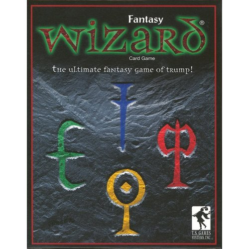 US GAMES SYSTEMS FANTASY WIZARD