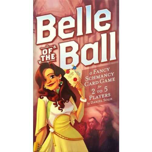 Greater Than Games BELLE OF THE BALL