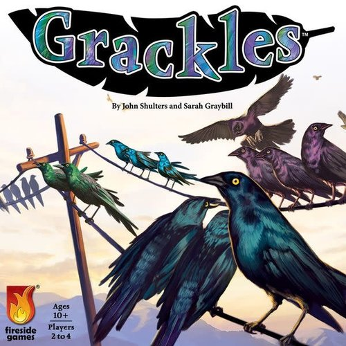 Fireside Games GRACKLES