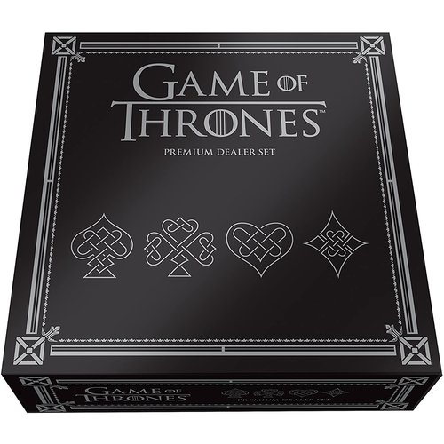 The Op | usaopoly GAME OF THRONES DEALER SET