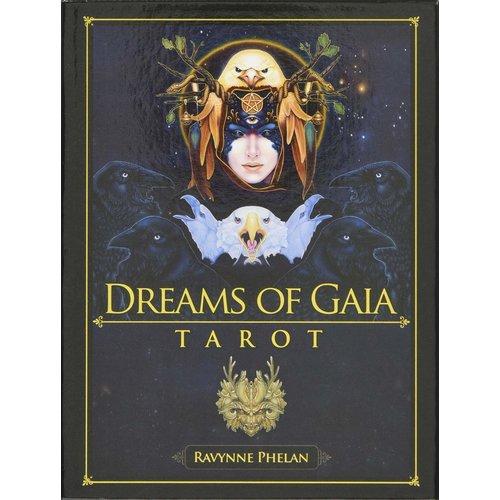 US GAMES SYSTEMS TAROT DREAMS OF GAIA