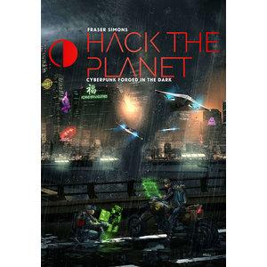 Samjoko Publishing HACK THE PLANET