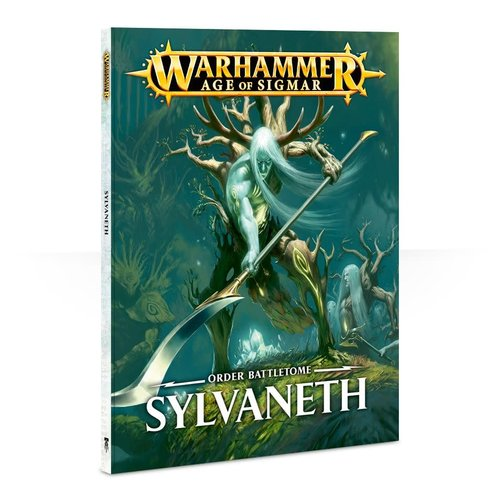 Games Workshop BATTLETOME: SYLVANETH OP