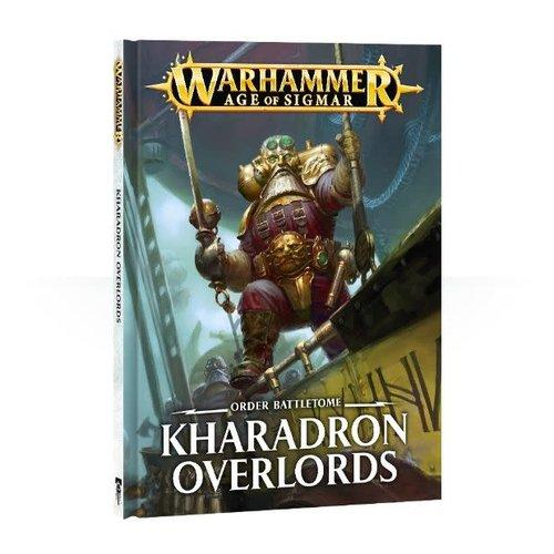 Games Workshop BATTLETOME: KHARADRON OVERLORDS (op)