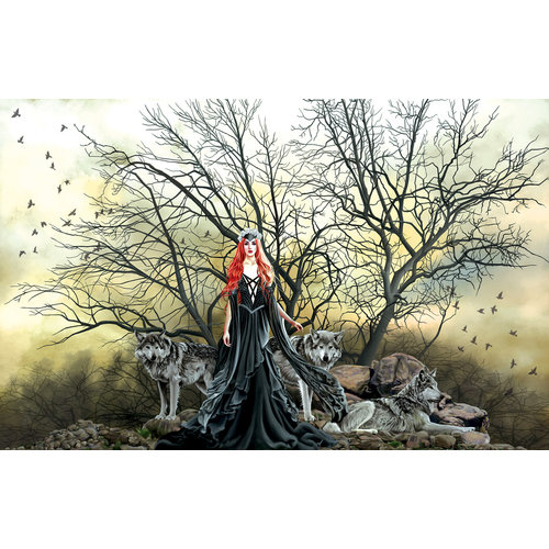 SUNSOUT SO1000 NENE THOMAS - RED HAIRED WITCH