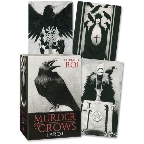 LLEWELLYN WORLDWIDE MURDER OF CROWS TAROT