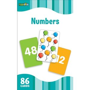 Sterling Publishing FLASH CARDS NUMBERS