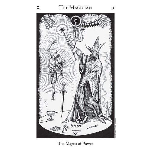 US GAMES SYSTEMS THE HERMETIC TAROT