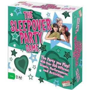 Endless Games THE SLEEPOVER PARTY GAME
