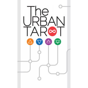 US GAMES SYSTEMS THE URBAN TAROT