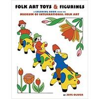 FOLK ART TOYS & FIGURINES CBK