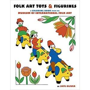 POMEGRANATE FOLK ART TOYS & FIGURINES CBK