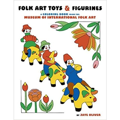 POMEGRANATE FOLK ART TOYS & FIGURINES CBK