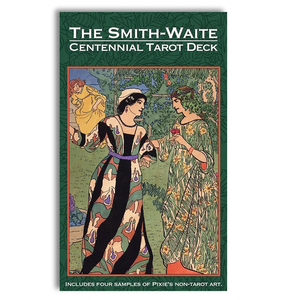 US GAMES SYSTEMS SMITH-WAITE CENTENNIAL TAROT DECK