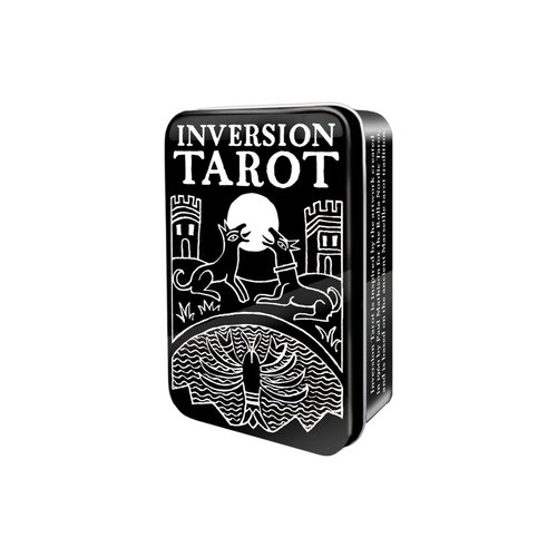 US GAMES SYSTEMS INVERSION TAROT IN A TIN