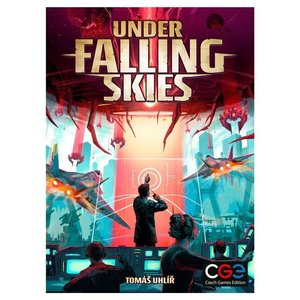 Czech Games Editions INC UNDER FALLING SKIES